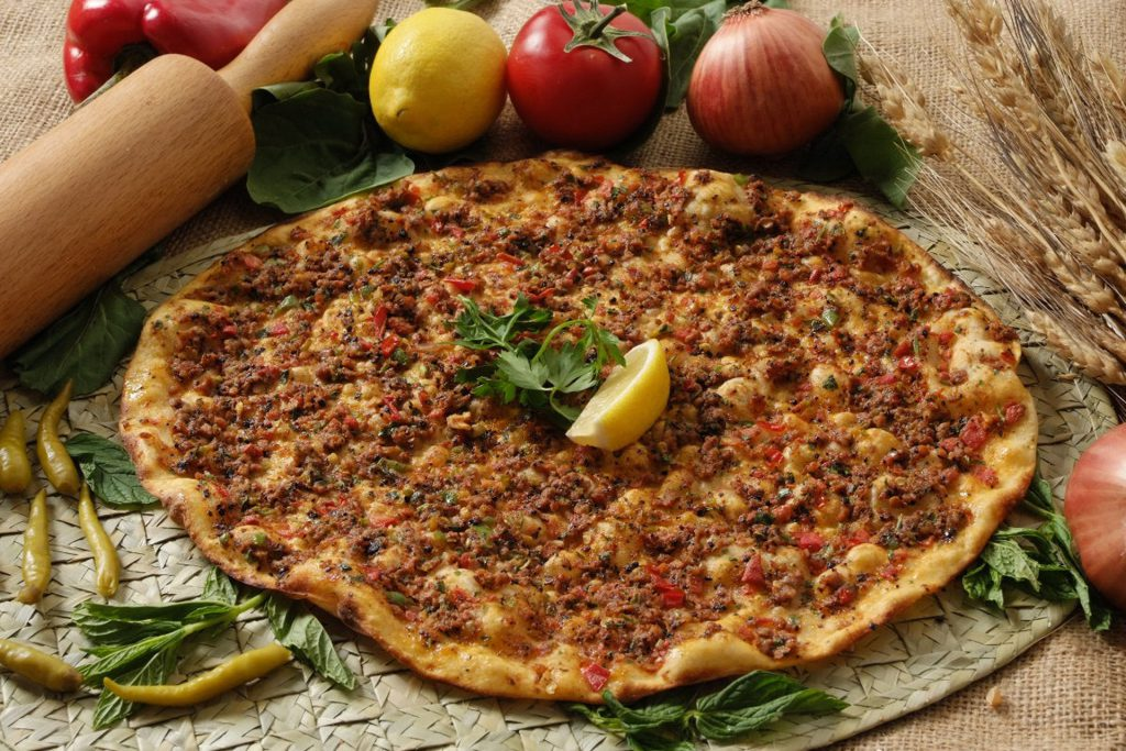Turkse pizza